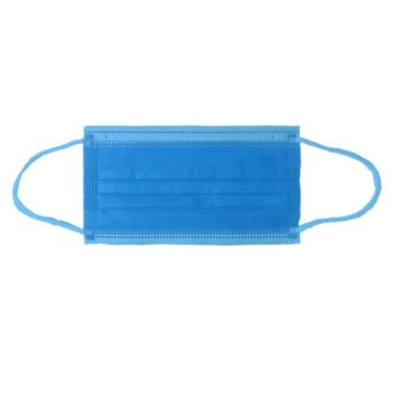 Masti medicale 4 straturi full color albastre Dr.Mayer