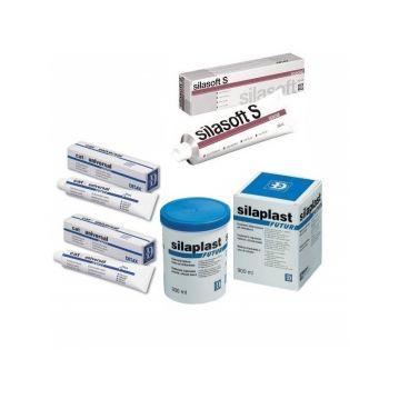 Silaplast Futur+Silasoft S+Catalizator Universal Detax
