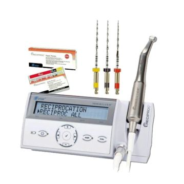 MICROMOTOR RECIPROC SILVER+SYSTEM KIT VDW