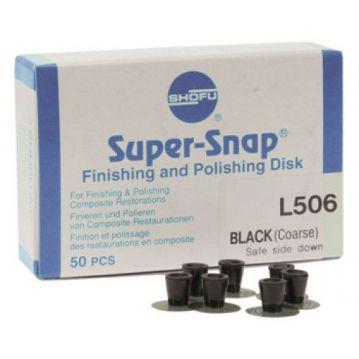 SUPER SNAP NEGRE x50 L506 SHOFU